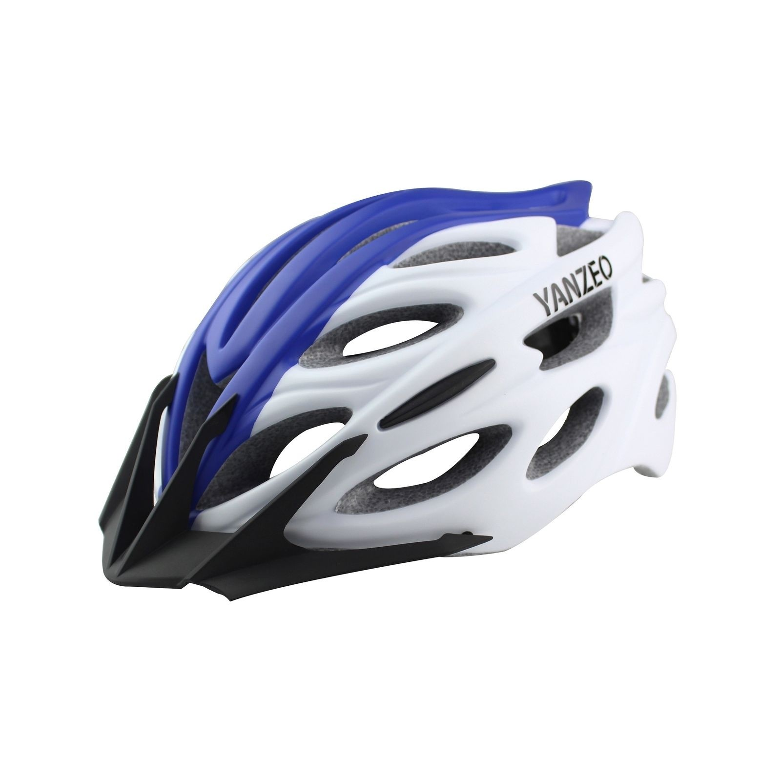 a6c04735f5b Yanzeo Cycling Bicycle Adult Bike Helmet w/ Removable Visor CPSC Certified  YZ99 SLonParts