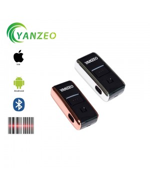 Yanzeo YZ2002 Mini Barcode Scanner Wireless Bluetooth 1D  Bar Code For iPad iPhone Android Scanner Barcod Handheld