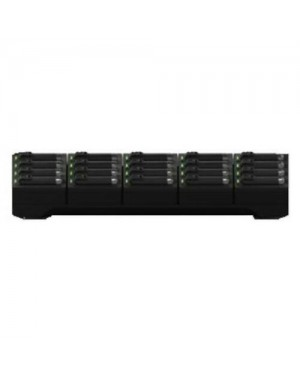 SAC-NWTRS-20SCH-01 20-slot For WT6000 RS6000 Battery Charger Black Indoor