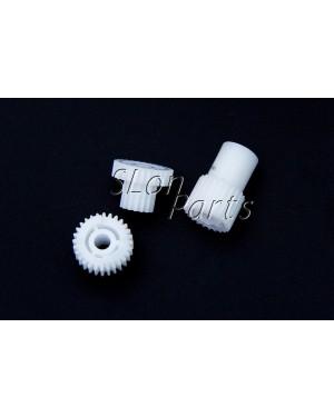B065-4244 B065-4235 B065-4234 Ricoh AF1075 2075 2060 1060 AP900 MP5500 6500 Fuser Web Idle Gear