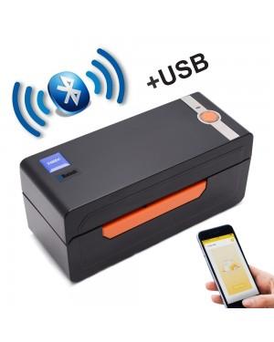 S618 Direct Thermal Label Barcode Printer USB Bluetooth Wireless 4x6 Sticker Maker Machine Shipping Printers For Amazon Ebay Shopify