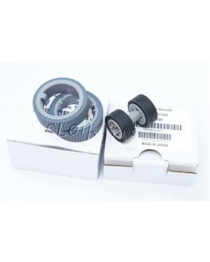 PA03670-0001 PA03670-0002 Fujitsu Fi-7160 Fi-7180 Fi-7240 Fi-7260 Fi-7280 Fi-7460 Scanner Brake PickUp Roller Assy