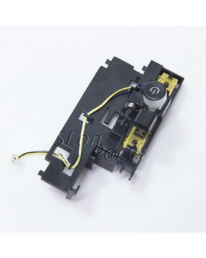 RM1-7634 HP M1536DNF MFP Replacement Power On / Off Switch RC2-9529