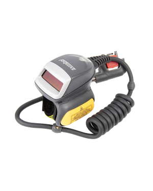 RS409-SR2000ZLR Zebra RS409 Ring Scanner High Performance, 1D Laser for Hip-mounted WT4090 Wearable Terminal Only