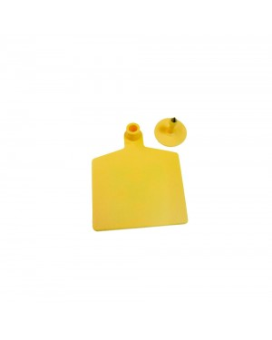 SE1305 Tag 860~960MHz ISO 18000-6C UHF RFID Animal Ear Tags Animal ID Management