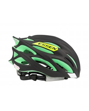 ESSEN S160V Sports Safety Bicycle 25 Holes Adult Men Helmet(Green)