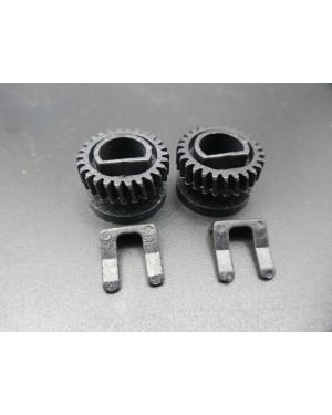 B039-3802 B039-3853 B039-3820 for Ricoh 1015 1018 2015 2018 2020 MP1600 MP2000 MP2500 Transfer Roller Gear