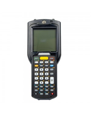 MC3190-GL3H04E0A Motorola MC3190-G Rugged Mobile Computer PDA, WiFi 802.11a/b/g, Windows CE 6.0, 1D Laser Barcode Scanner, Color-Touch Display, 256MB/1GB, 38-Key Keypad, Audio, Bluetooth, Extended Capacity Battery, Worldwide)