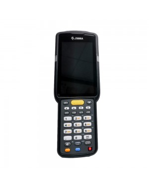 "Zebra MC333U-GJ2EG4US Handheld Terminal PDA MC3330xR  - 4.0"" Display, Circular Polarized RFID Antenna, SE4770 1D / 2D Imager, Android 10 GMS, 802.11 a/b/g/n/ac Wi-Fi, 2x2 MU-MIMO, Bluetooth"