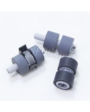 PA03338-K011 PA03576-K010 Fujitsu FI-5750C FI-6670 FI-6770 FI-6770A Brake Roller and Pickup Roller