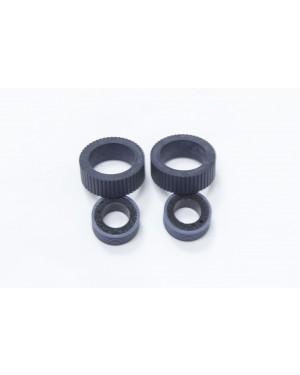 PA03540-0001 PA03540-0002 Fujitsu 6130 Fi-6130 Fi-6130Z Fi-6230 Fi-6140 Fi-6240 Fi-6125 Fi-6225 IX500 Brake and Pick Roller Tire