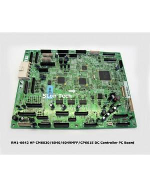 RM1-6642 Q3931-67986 HP CM6030 6040 6049 MFP CP6015 DC Controller PC Board