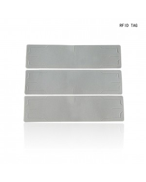 ISO18000-6C 18METERS R124 860-925MHZ VEHICLE WINDSHIELD UHF RFID TAG