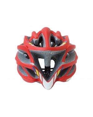 ESSEN S160V Sports Safety Bicycle 25 Holes Adult Men Helmet(Red)