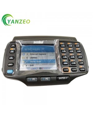 Zebra WT41N0-T2H27ER Series WT41N0 Wearable Mobile Computer, WLAN 802.11 A/B/G/N, Touch Screen, 2 Color Keypad, 512MB/2GB, CE 7.0, Extended Batter