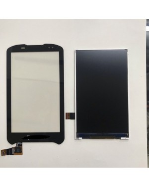 LCD with Touch Digitizer with Front Cover for Zebra TC20