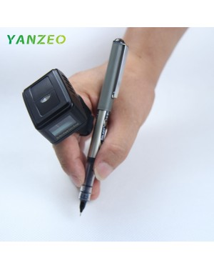 YZ1801 Portable Scanner Wearable Ring Bluetooth 1D Barcode Scanner Mini Scanner