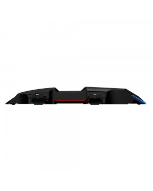 Sony PlayStation 4 PS4 Console Cooling Fan With 4 Chargers And 2 Extra USB Ports, New Unique Designed Ps4 Accessories